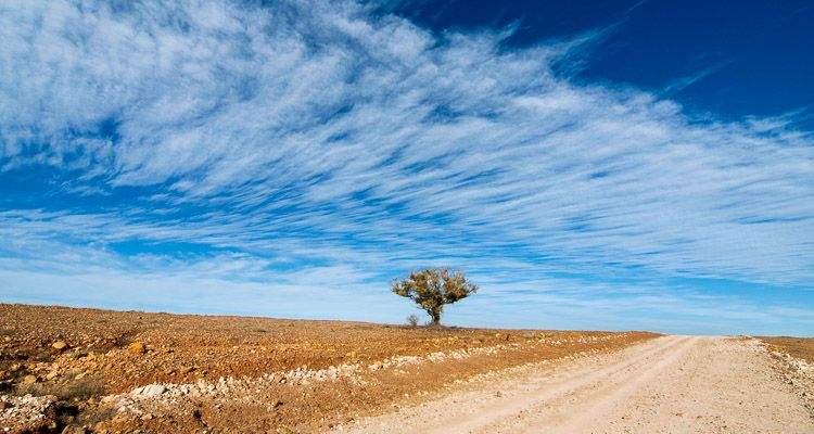Australia's Outback Tourist Route: Have a Look