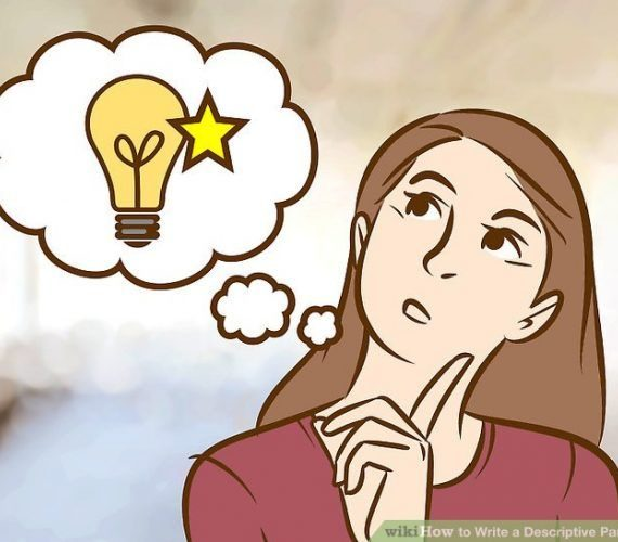 How to Write Descriptive Passage without Boring the Readers