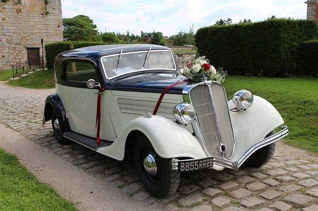 Tips for Decorating the Wedding Cars