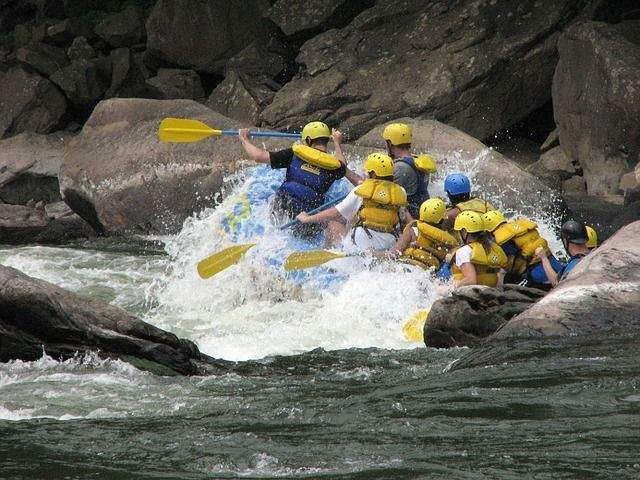 What Equipment Do You Need To Do Rafting?
