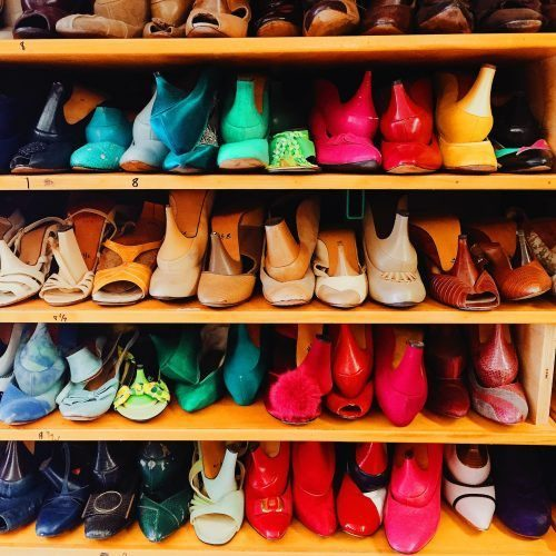 Top 5 Shoes Every Woman Should Have