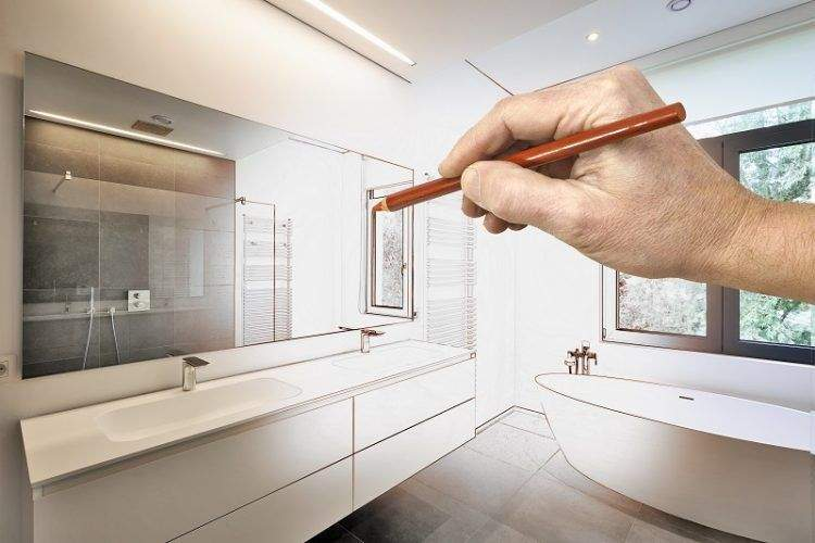 Useful Tips for Bathroom Makeovers in Unique Ways
