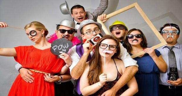 Make Your Event More Social And Exciting With A Photo Booth