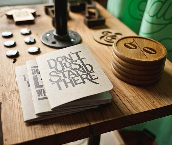 Funny Cocktail Coasters for Business Promotion