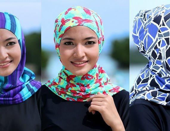 Controversy and Purchase of Clothes of a Muslim woman.