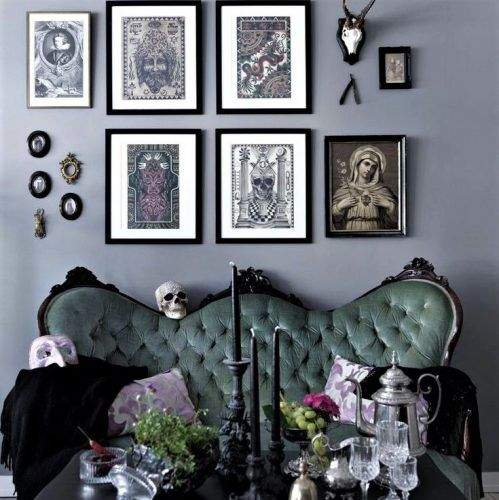 13 Chic Halloween Home Décor You Can Display All Year Long