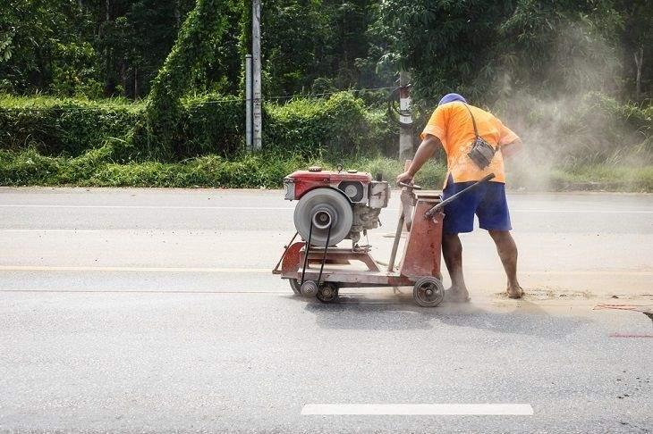 Why Asphalt is the Best Choice for Constructing Roads?