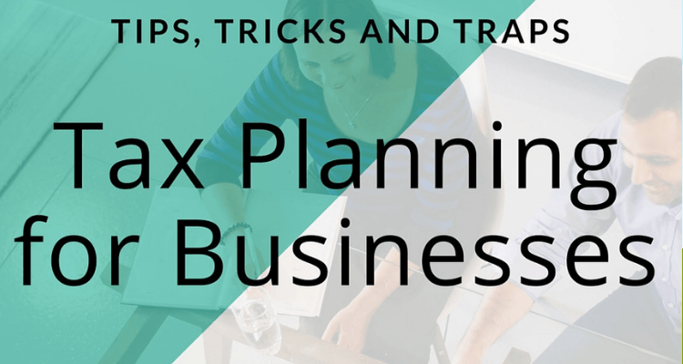 6 Valuable Corporate Tax Planning Tips For Startups