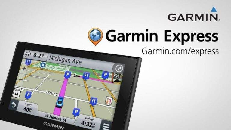 Download for free Garmin Map