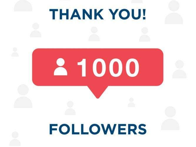 Effective ways to get 1000 followers on Instagram