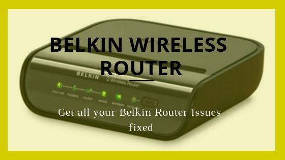 How to Setup Belkin Router Guest access Feature?