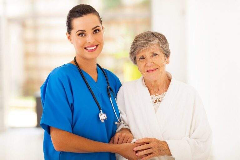 HOW AN INDIVIDUAL CAN GET QUALIFIED TO SERVE AS AN AGED CARE WORKER