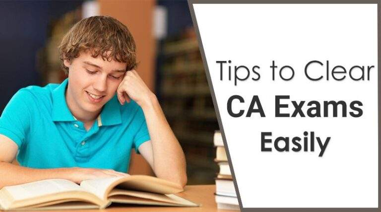 Tips for CA Students to Crack Exams in First Attempts