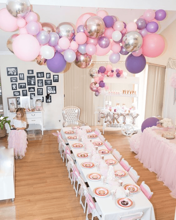 How To Celebrate A Birthday Party ?