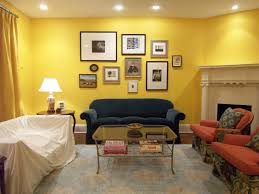 Yellow Paint Color Ideas To Decorate Your Home