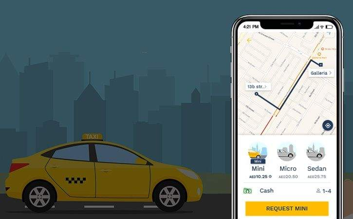 Try Mobile Applications like UBER/OLA to enhance your taxi business