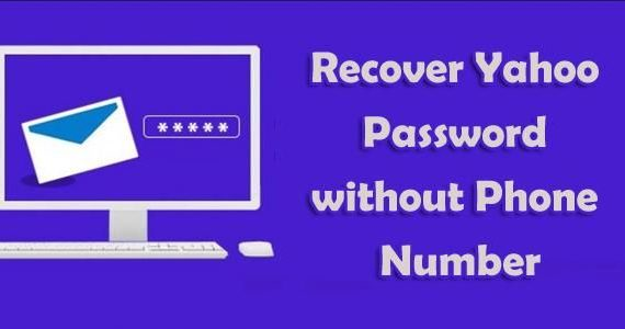 How to Recover Yahoo Password without Phone Number?