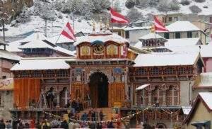 Chardham yatra in Uttarakhand