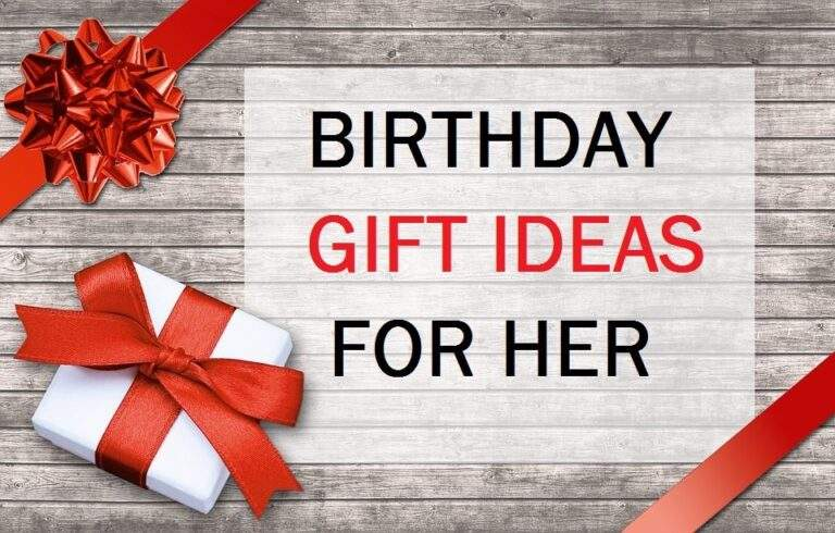 How To Give A Great Personal Gift On Her Birthday