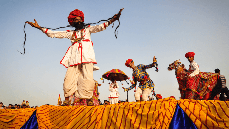 Culture and Traditions of Rajasthan