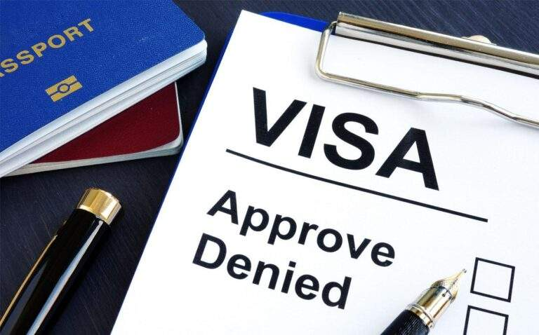 Reasons That Might Lead To Your Visa Rejections