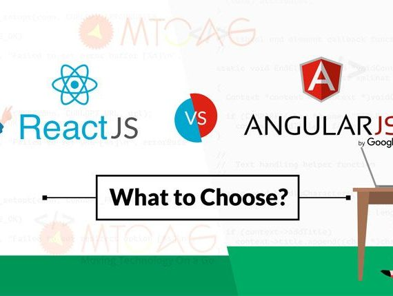 ReactJS vs Angular – The Best Solution for the Project