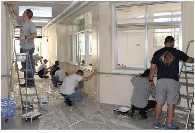 Advantages of Hiring Professional Painters to Paint a House