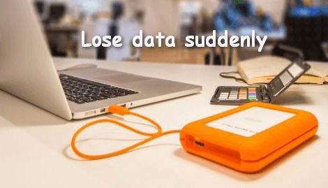 Sudden Loss Of Data: Possible Causes & Prevention Skills