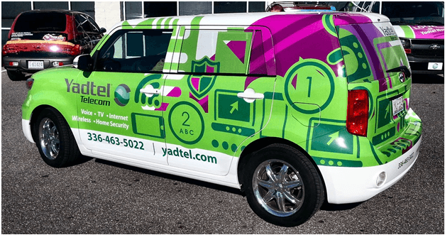 Advantages of Vehicle Graphics for Advertising