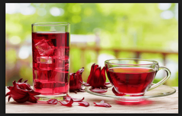 What are the health benefits of pure hibiscus tea? By our blog post
