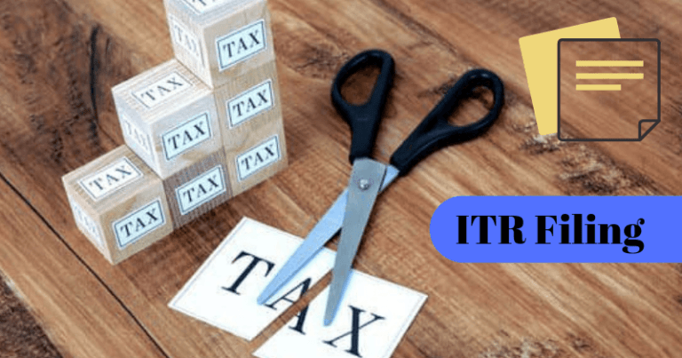 ITR Filing – What Make You Under Penalty