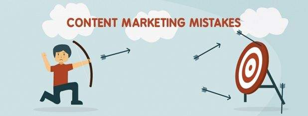 8 Most Significant Content Marketing Mistakes to Avoid in 2019