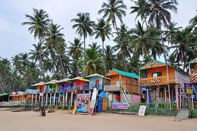 Most Destinations Goa