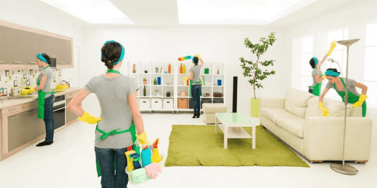 How To Get A Deep-Cleaned Sparkling Home In 2020