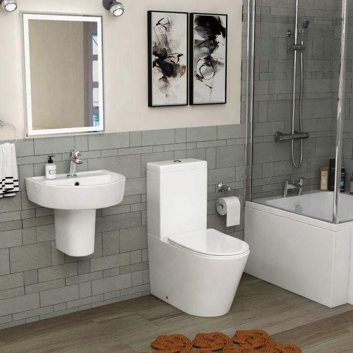 Align Your Bathroom With A Perfect Kind Of Suite