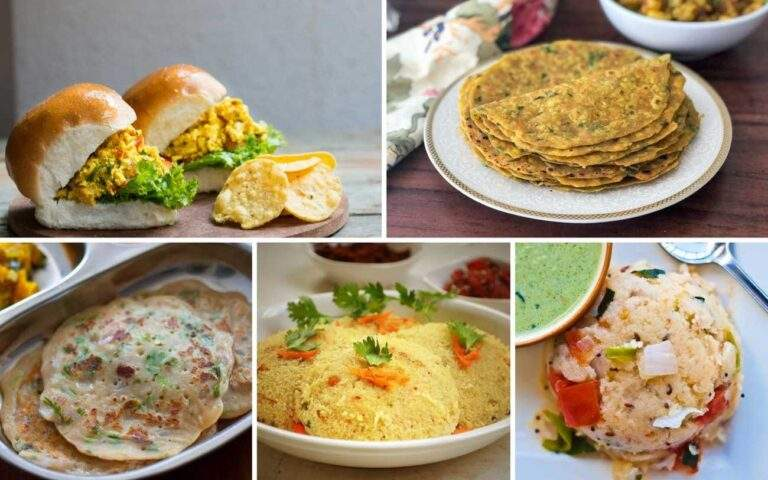 Indian Breakfast For Weight Loss