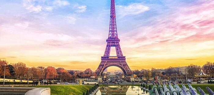 Attractions in Europe