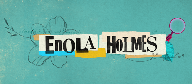 Jieyi Lee creates stunning and thoughtful logo for new Netflix hit 'Enola Holmes'