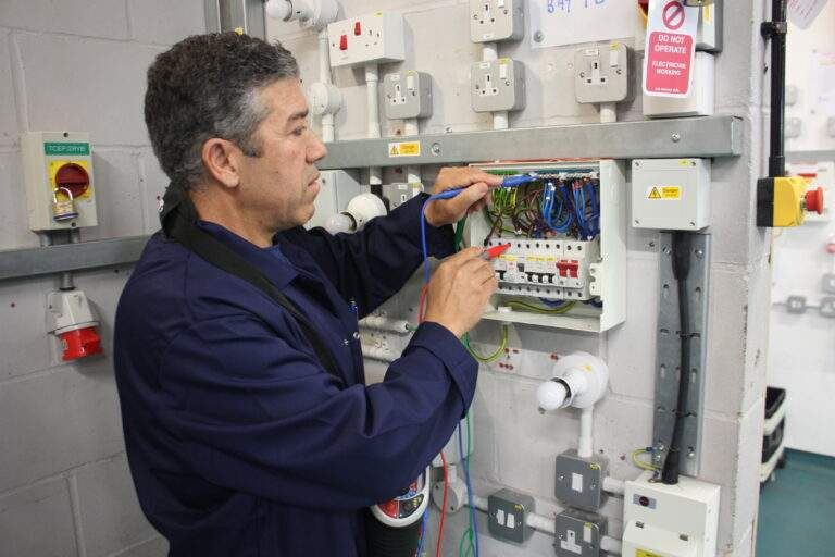 Should I Call An Electrician In Harrow For Resetting Circuit Breaker?