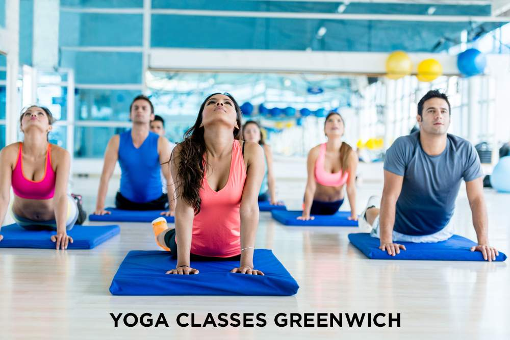 Yoga classes greenwich