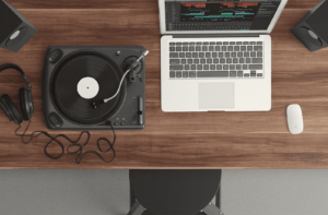 how to setup studio monitors