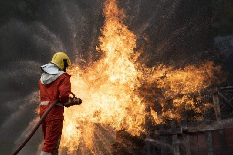 Know Best Fire Proof Fabric & Fire Retardant Materials!