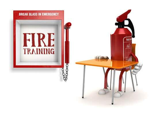 Workplace Fire Safety Training