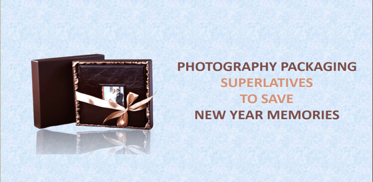 Photography Packaging Superlatives To Save New Year Memories