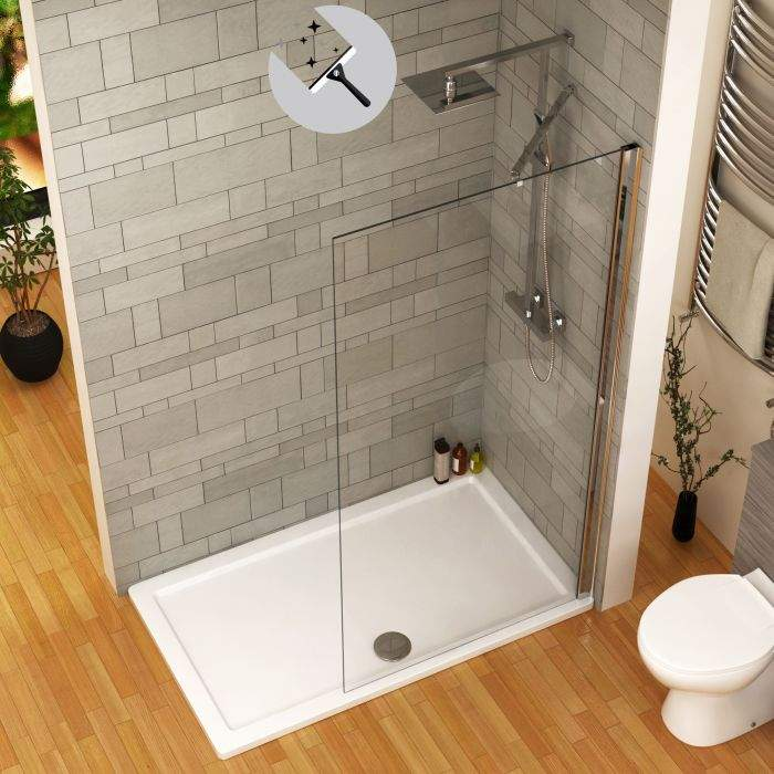 Should I install wet room screens in my bathing areas?