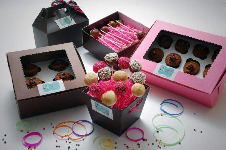 How Custom Bakery Boxes Will Make Your Bakery Products Appealing & Attractive?