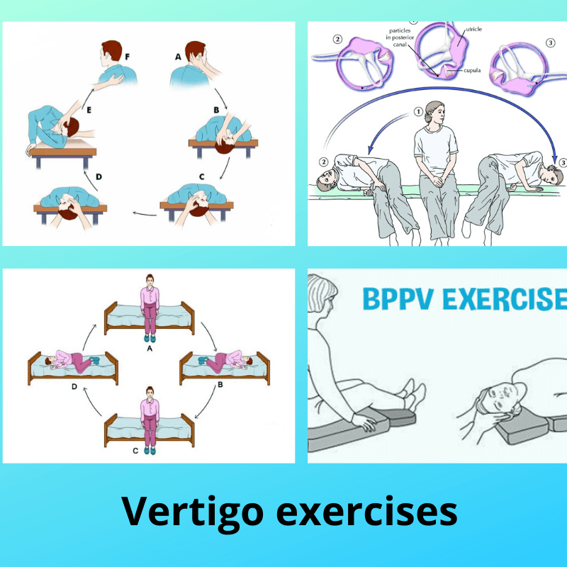 Exercises for Vertigo