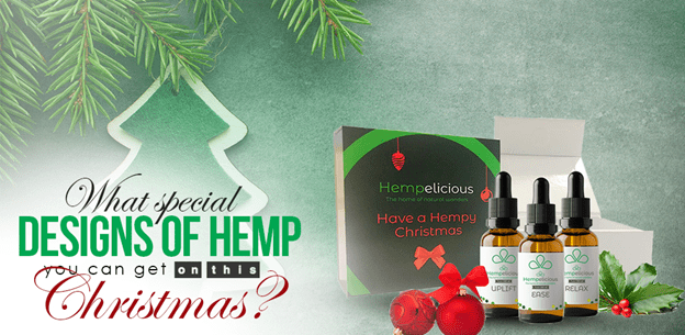 What Special Designs of Hemp can you get on this Christmas?