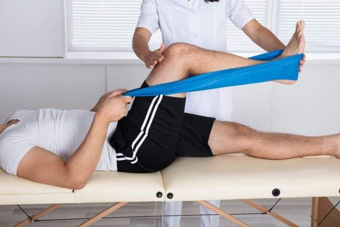 Knee Replacement Exercises