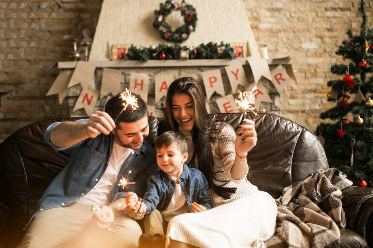 Making Your Home Perfect For The New Year Celebration At Home